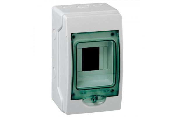 Щит розподільний KAEDRA, 150х80х98, 2/3мод. Schneider Electric 13975
