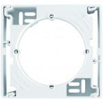 Коробка для зовнішнього монтажу 1-постова, Біла, Asfora EPH6100121