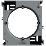 Коробка для зовнішнього монтажу додаткова, Сталь, Asfora, EPH6100262