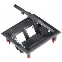 Люк підлоговий для розеток, 8 модулей, ULTRA Schneider Electric ETK44108