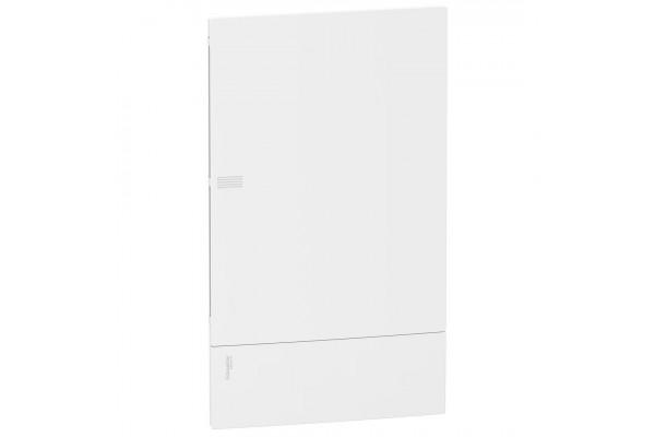 Щит MINI PRAGMA 3ряд/36 модулів, внутрішній, білі дверцята Schneider Electric MIP22312